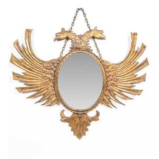 Russian Gilt Tole Double Eagle Mirror Preview