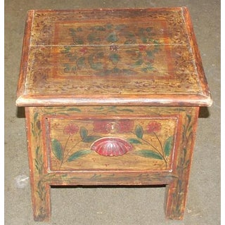 Chinese Painted Tea Table Preview