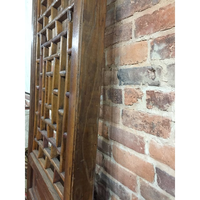 """I have owned many antique Chinese panels over the years but the height of this pair is unique. Over 9 1/2 feet tall and 3""""..."""