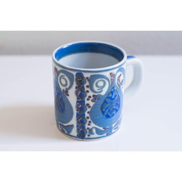 Ceramic Vintage Danish Royal Copenhagen Annual Mugs - Set of 14 For Sale - Image 7 of 11