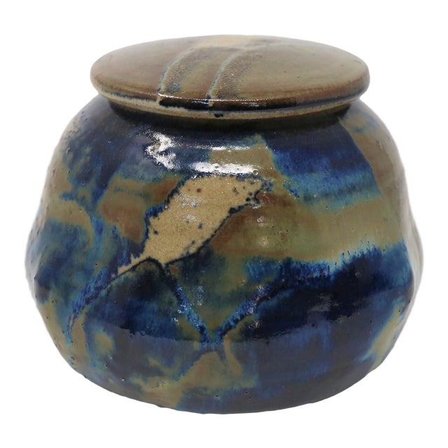 Ishmael Soto Pot, Signed For Sale