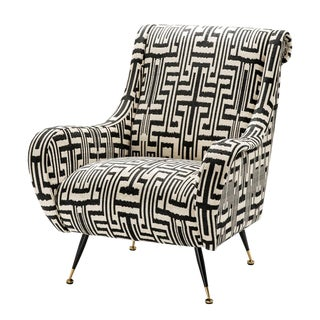 Eichholtz Giardino Modern Lounge Chair For Sale