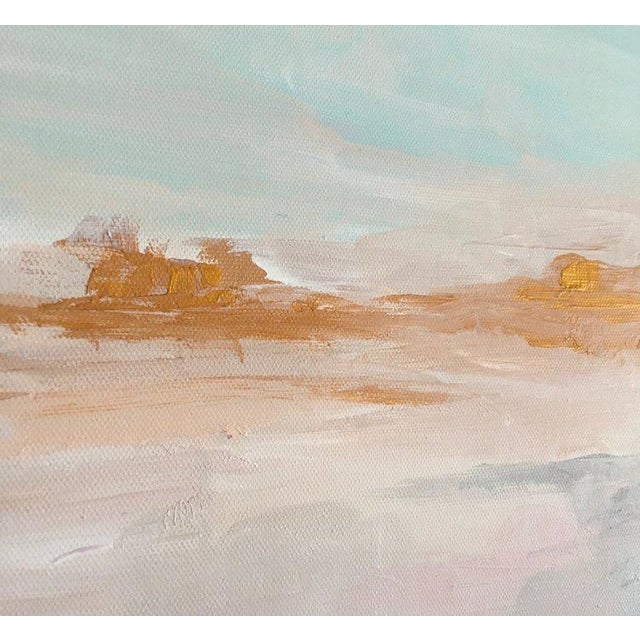 2010s Dolores Tema, Mist Rising Painting, 2018 For Sale - Image 5 of 6