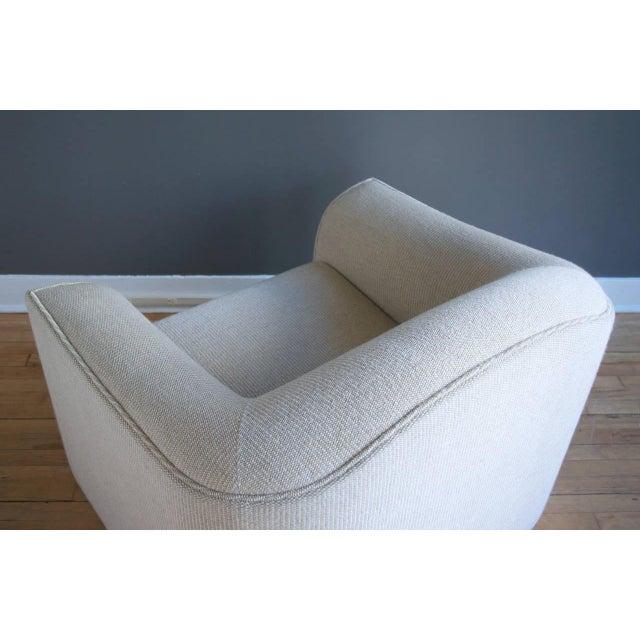 "Walter Knoll ""Lario"" Lounge Chair for Brayton International - Image 3 of 6"