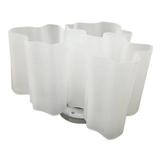 Artemide Logico Micro Triple Nested - Semi Flush Mount Light For Sale