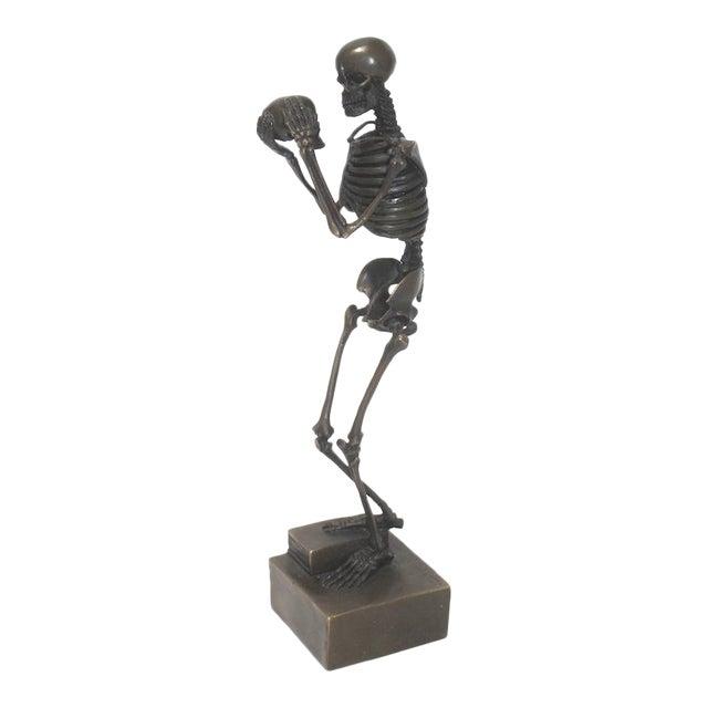 Vintage Carl Kauba Style Bronze Figure For Sale