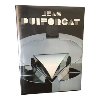 Jean Puiforcat by Francois De Bonneville 1st Edition Book For Sale