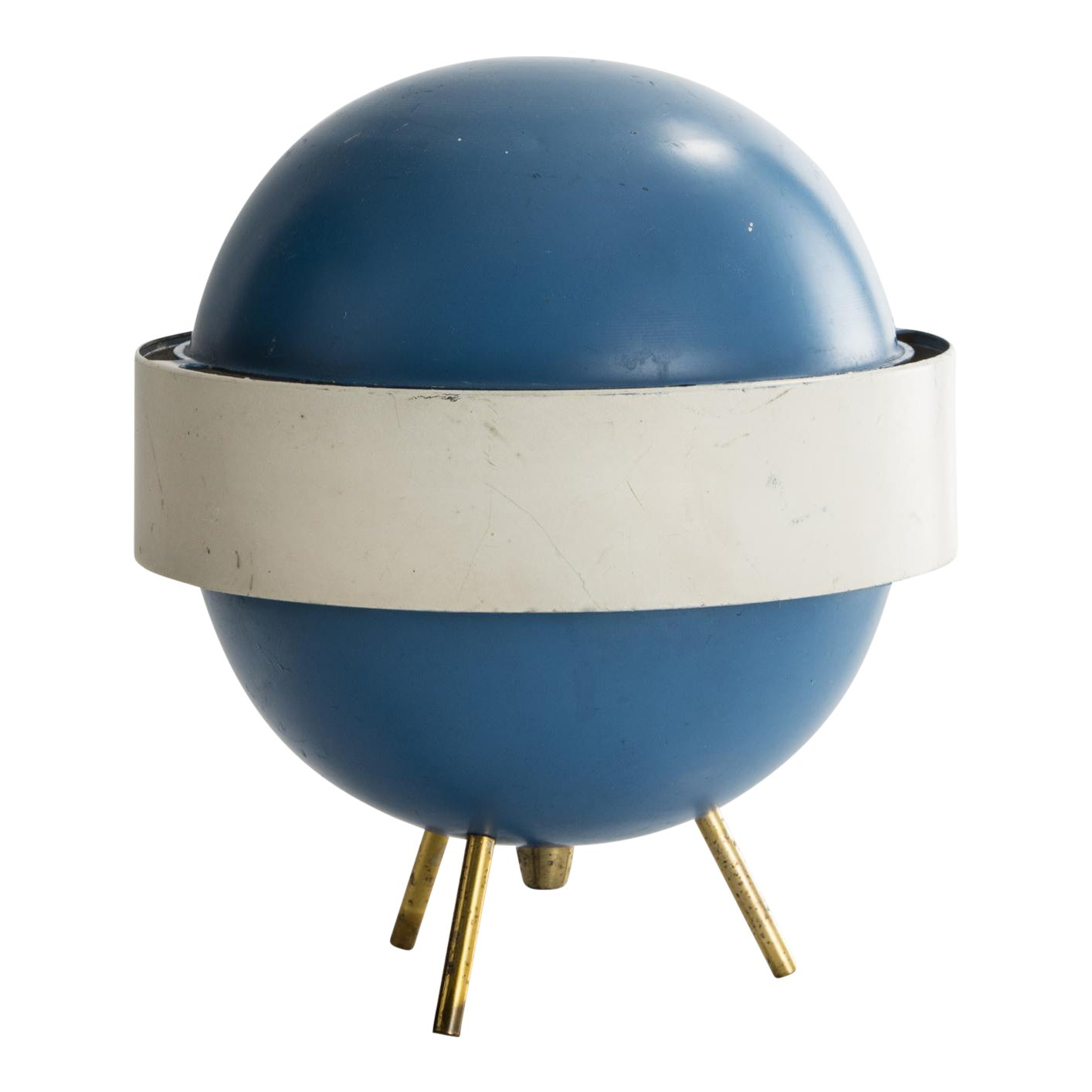 Sophisticated Table lamp by Lumen, Italy, 1950s | DECASO