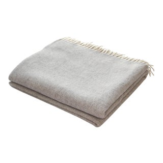 Contemporary Cashmere Collection Linen Throw