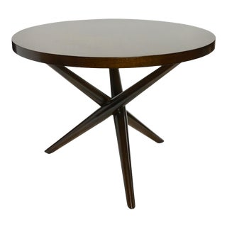 1950s Mid-Century Modern t.h. Robsjohn- Gibbings Widdicomb Side Table For Sale