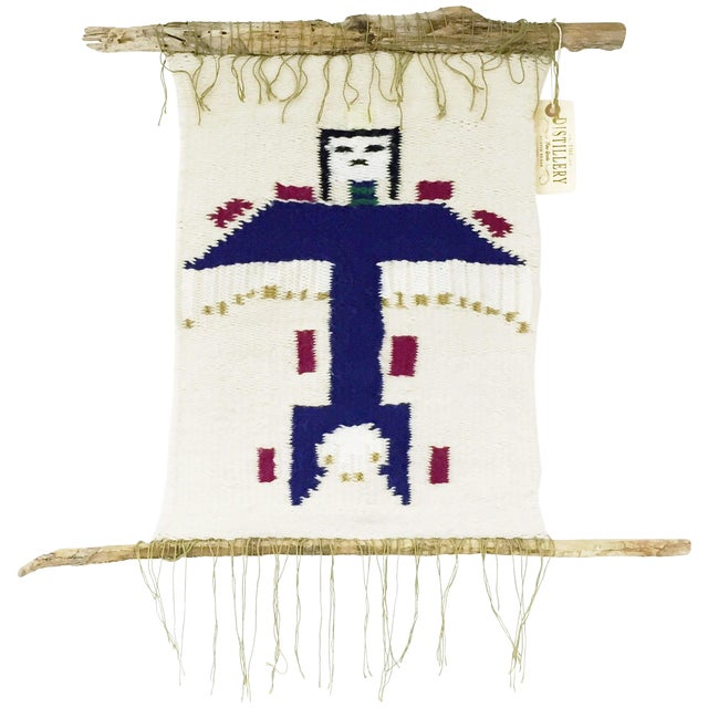 Vintage Native American Kachina Wall Hanging - Image 1 of 6