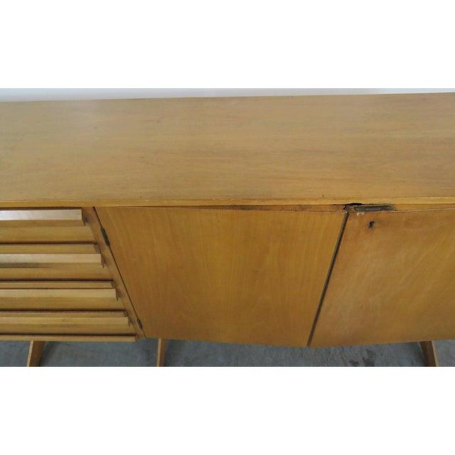 Danish Teak Sideboard - Image 7 of 9