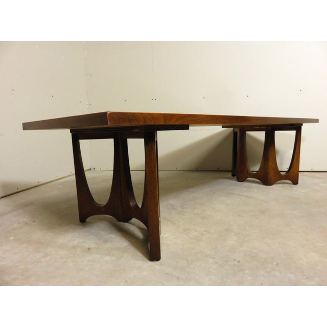 Cool Broyhill Brasilia Mid Century Coffee Table Or Bench Uwap Interior Chair Design Uwaporg