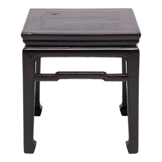 Chinese Feng Deng Stool With Hoof Feet For Sale