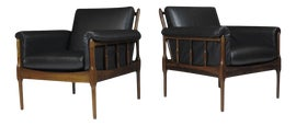 Image of Rosewood Accent Chairs