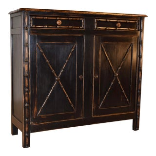 19th Century Painted Buffet For Sale