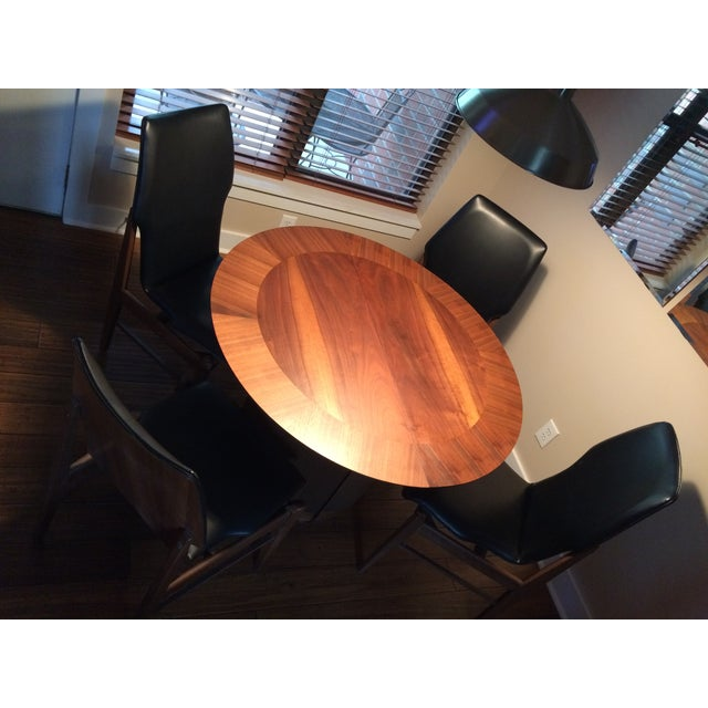 Mid Century Table & Chairs Dining Set - Image 9 of 11