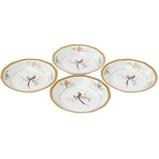 Theodore Haviland Limoges Porcelain Bowls - Set of 4 For Sale