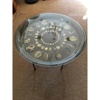 Vintage Fornasetti Tray Table on Stand Preview