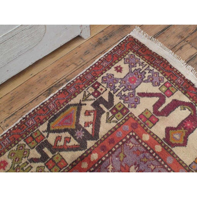 Primitive Yuntdag Rug For Sale - Image 3 of 6