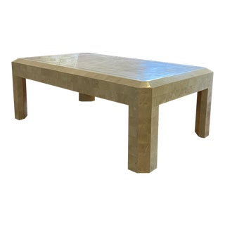 20th Century Tessellated Stone Coffee Table For Sale