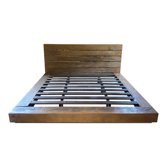 Environment California King Platform Bedframe For Sale