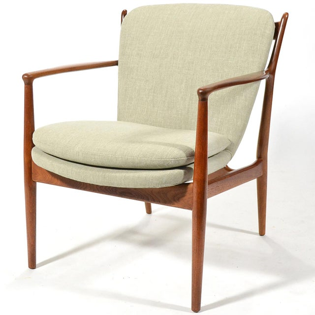 We feel that Finn Juhl's delegates' chair (or FJ51) is one of his most under appreciated designs. Perhaps overshadowed by...