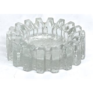 Mid-Century Modern Fluted Glass Candy Dish Preview