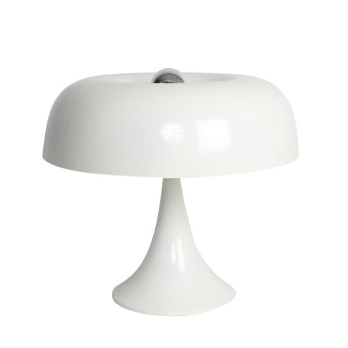 1970'S VINTAGE ROBERT SONNEMAN MUSHROOM TABLE LAMP For Sale
