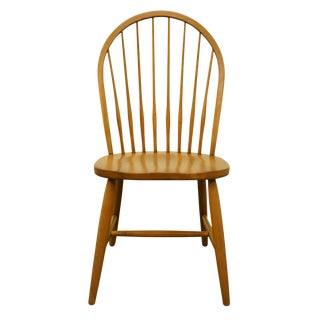 Late 20th Century Ethan Allen American Impressions Dining Side Chair For Sale