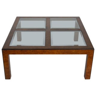 John Widdicomb Coffee Table For Sale