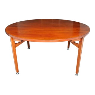 Dining Table by Jens Risom For Sale