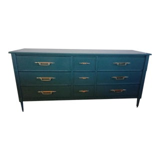 Furniture Guild of California Nine Drawer Dresser