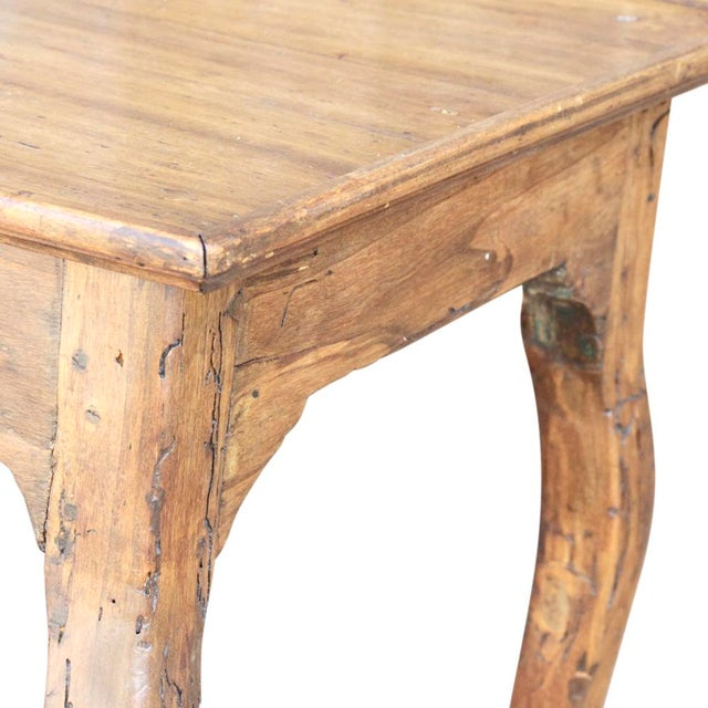 Petite French Side Table - Image 5 of 6