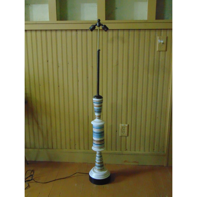 Sascha Brastoff Table Lamp For Sale In Minneapolis - Image 6 of 8