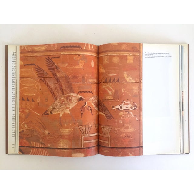 "Cardboard "" Ancient Egypt the Land & Its Legacy "" Vintage 1990 Cultural Arts Hardcover Book For Sale - Image 7 of 10"