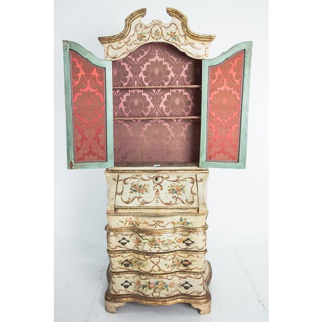 Mid 19th Century VENETIAN SECRETARY For Sale - Image 5 of 9