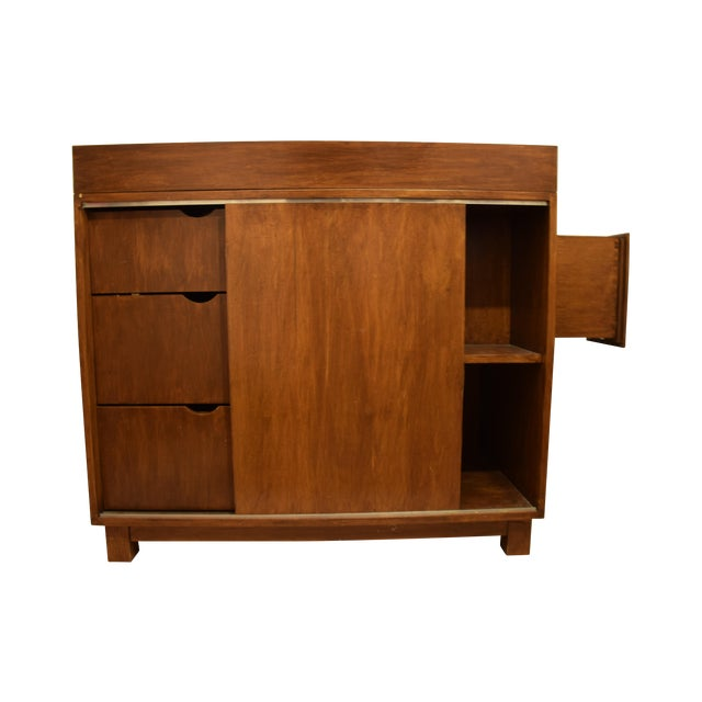 Mid-Century Dresser W/ Removable Changing Table - Image 1 of 4