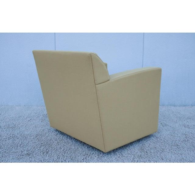 Bernhardt Modern Brian Cox for Bernhardt Design Entrada Lounge Chair For Sale - Image 4 of 13