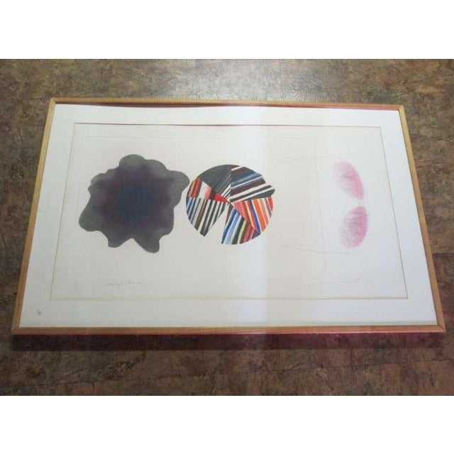 Artist: James Rosenquist Title: Federal Spending Year: 1978 Medium: Etching/Aquatint Signed and Numbered in Pencil...