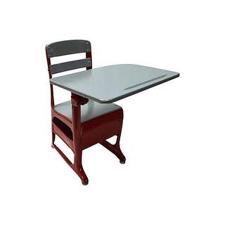 Vintage Petite School Desk