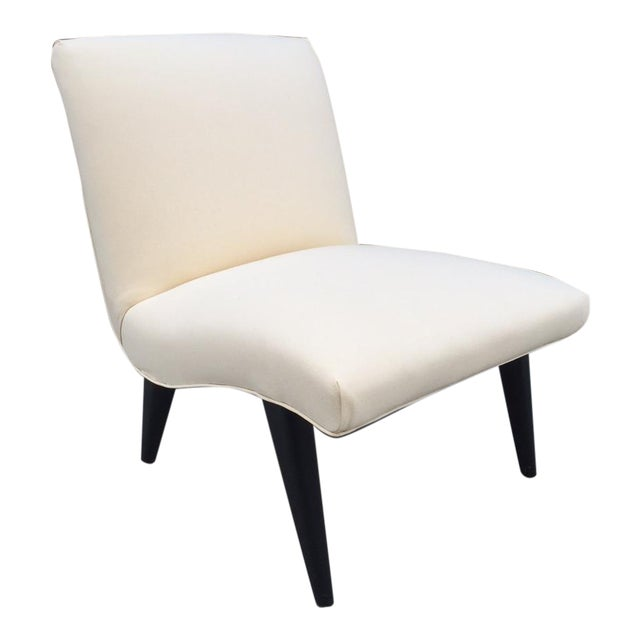 Jens Risom Scoop Chair For Sale