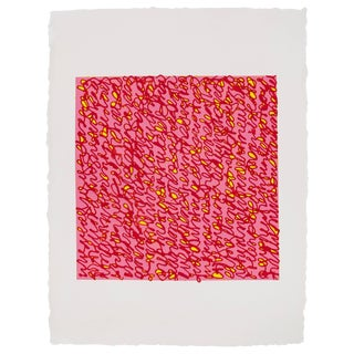 Louise P. Sloane Red Pink For Sale
