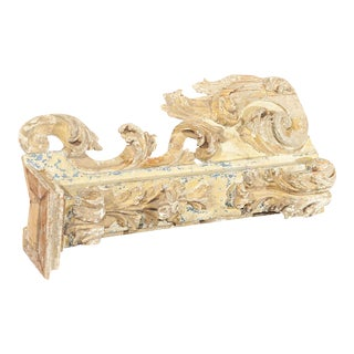 French architectural carving For Sale