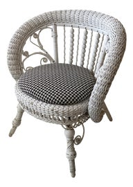 Image of Victorian Accent Chairs
