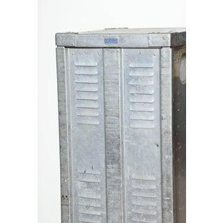 1950s Vintage Bucksco Enterprises Rolling Aluminium Bakers Cabinet Preview