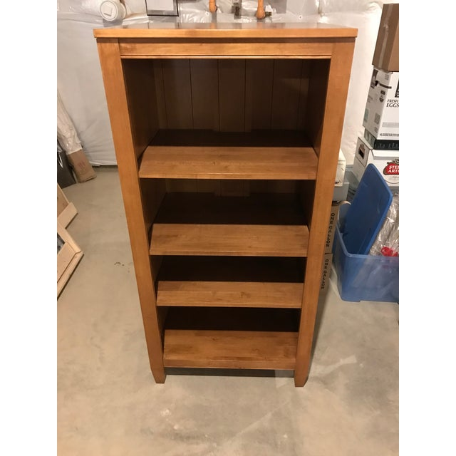Traditional Ethan Allen Bookcase For Sale - Image 3 of 4