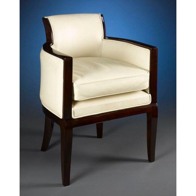 Art Deco 1930s Art Deco Armchair For Sale - Image 3 of 5