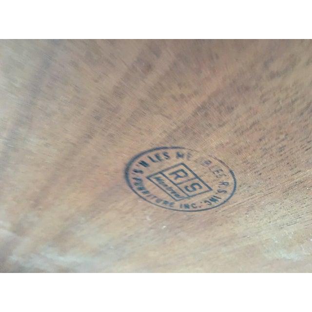 Mid-Century Danish Teak Floating Coffee Table - Image 10 of 10