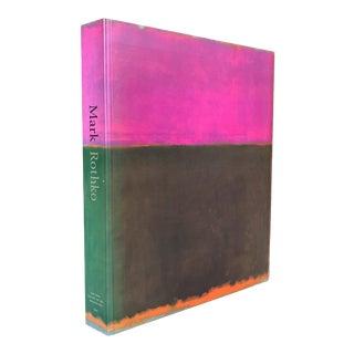 Mark Rothko Painting Retrospective Exhibition Catalogue For Sale